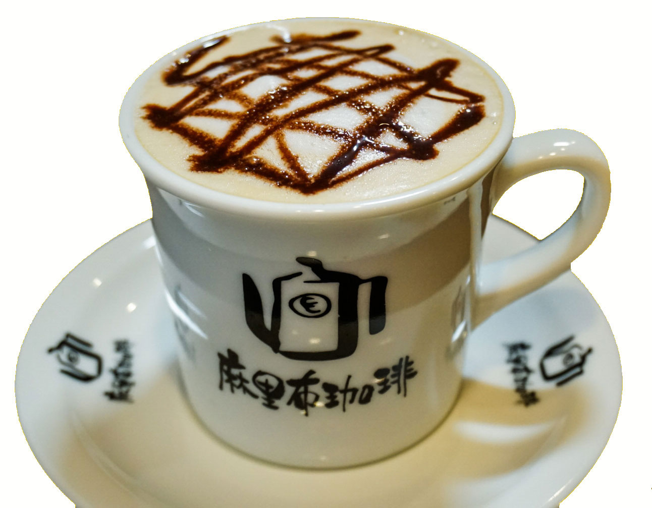 カフェモカ650円