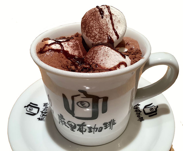 ホットリッチチョコレート